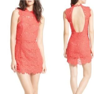 NWT Free People Intimately Daydream Lace Dress M